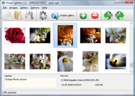 developing photo gallery web site Lightbox Jquery