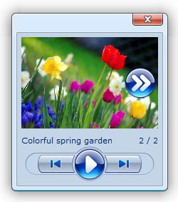 download css html photo gallery Jquery Lightbox Text Content