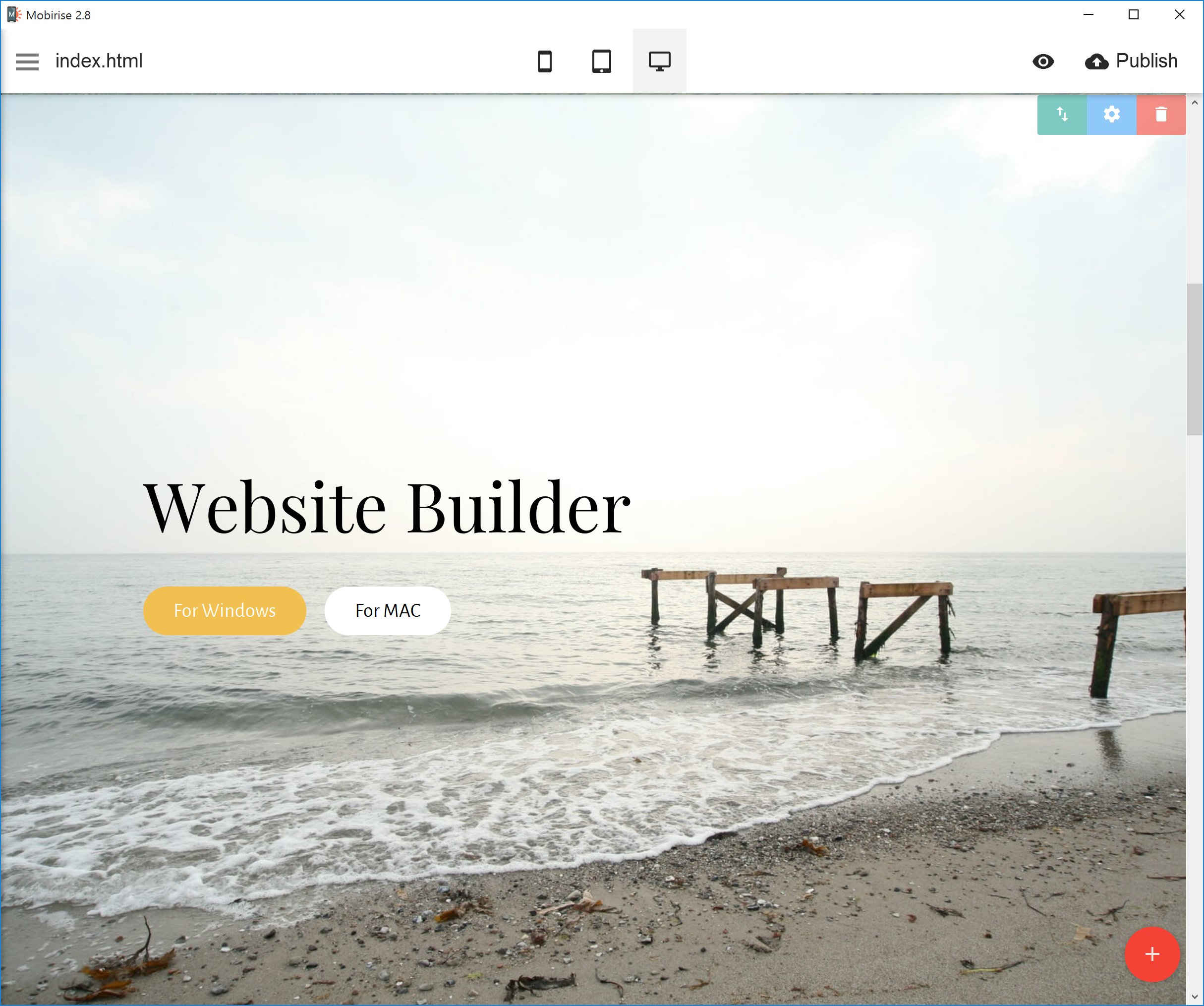 How to Create Your Own Site in HTML5