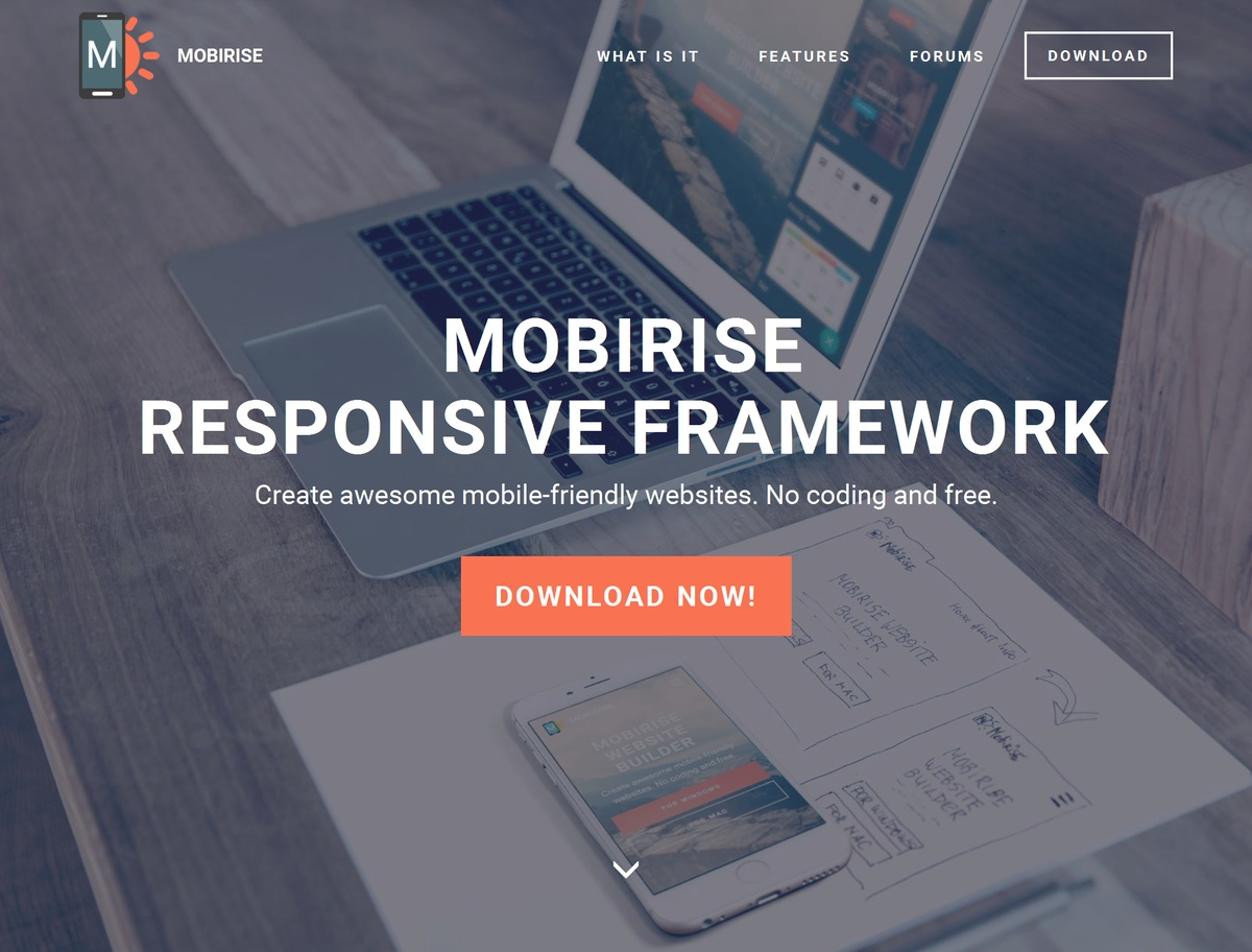 Best Responsive Web Template